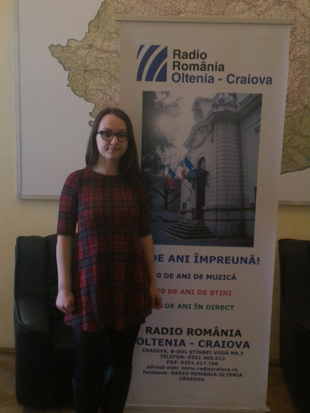 Radio Craiova: O olteancă la Oxford