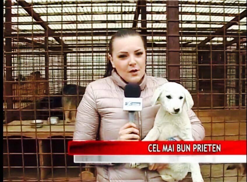 Radio Târgu Mureş: Clipe de bucurie dăruite de jurnalista Natalia Lazăr
