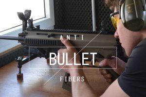 anti bullet fibers